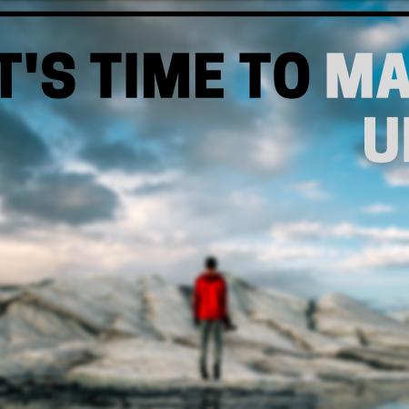 Man Up – Urban Grace Men's Retreat