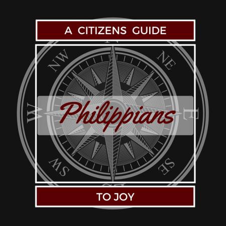 A Citizen's Guide to Joy: Joy in Suffering