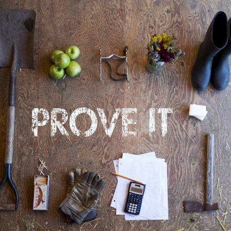 Prove It: Proving Where Our Hearts Are Really At