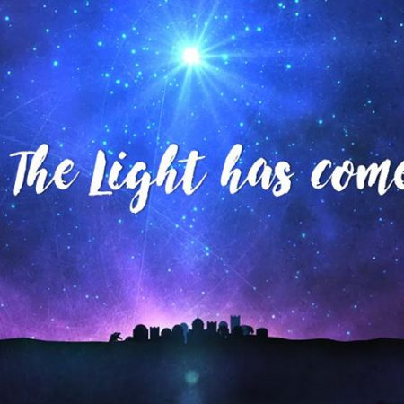 The Light Has Come – Who Is Jesus?
