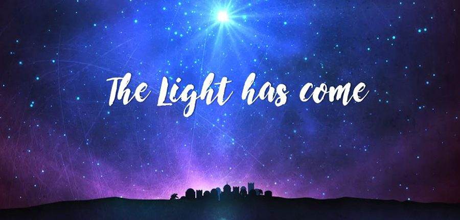 The Light Has Come – Becoming Children of God
