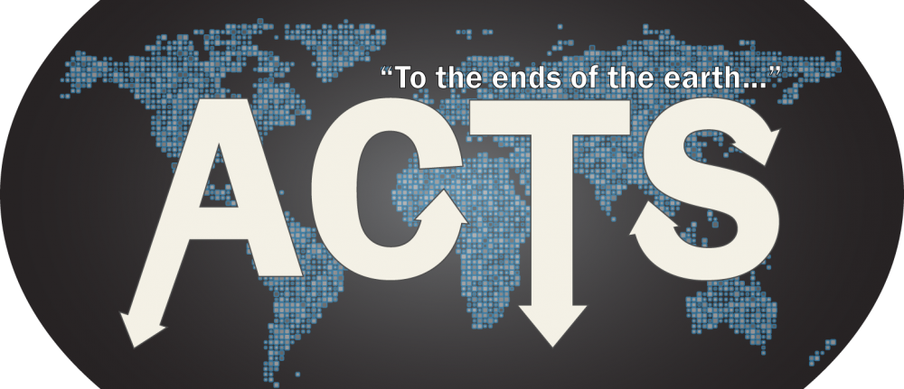 Acts 1:12-26